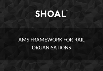 AMS framework for rail organisations