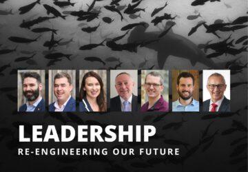Corporate leadership team