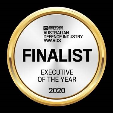 Executive of the year - Australian Defence Industry Awards